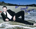 Steve Byrne Signed 8x10 Photo