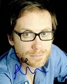 Stephen Merchant Signed 8x10 Photo