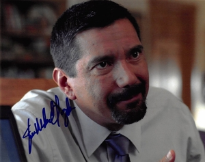 Steven Michael Quezada Signed 8x10 Photo