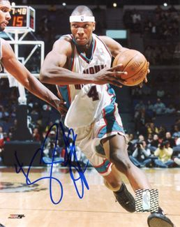 Stromile Swift Signed 8x10 Photo