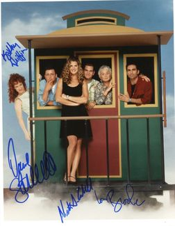 Suddenly Susan Signed 8x10 Photo
