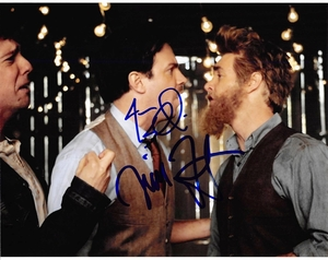 Jason Sudeikis & Will Forte Signed 8x10 Photo