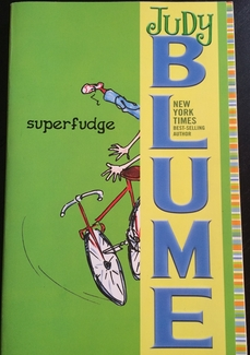 Judy Blume Signed Book