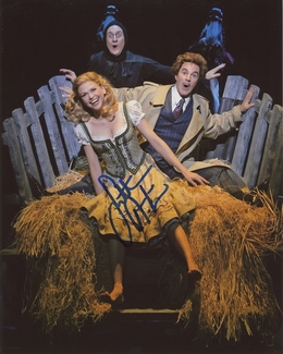 Sutton Foster Signed 8x10 Photo