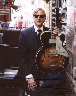T-Bone Burnett Signed 8x10 Photo