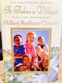 Hillary Rodham Clinton Signed Book
