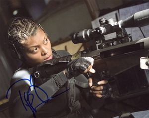 Taraji P. Henson Signed 8x10 Photo
