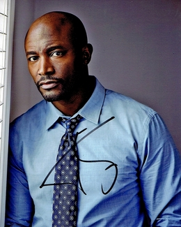 Taye Diggs Signed 8x10 Photo