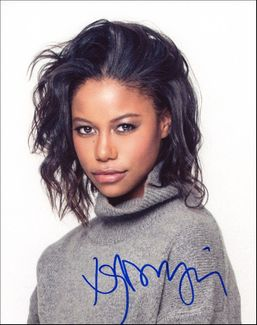 Taylour Paige Signed 8x10 Photo - Video Proof