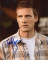 Teddy Sears Signed 8x10 Photo