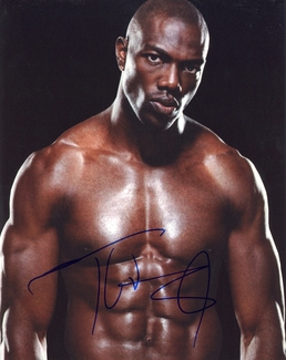 Terrell Owens Signed 8x10 Photo