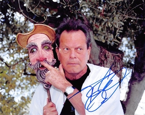 Terry Gilliam Signed 8x10 Photo