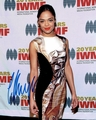 Tessa Thompson Signed 8x10 Photo - Video Proof
