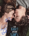 The Fault in Our Stars Signed 8x10 Photo - Video Proof