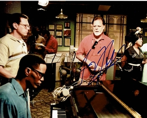 Taylor Hackford Signed 8x10 Photo