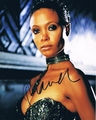 Thandie Newton Signed 8x10 Photo - Video Proof