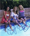 The Cheetah Girls Signed 8x10 Photo - Video Proof