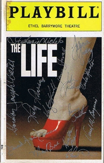 The Life Signed Playbill