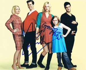 The New Normal Signed 8x10 Photo