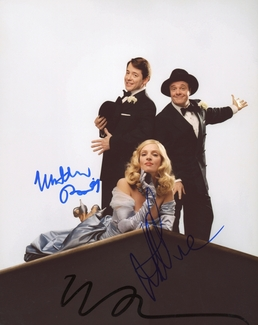The Producers Signed 8x10 Photo - Video Proof