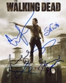 The Walking Dead Signed 8x10 Photo - Video Proof