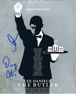 Lee Daniels & Danny Strong Signed 8x10 Photo - Video Proof