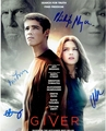 The Giver Signed 8x10 Photo