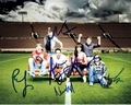 The League Signed 8x10 Photo - Video Proof