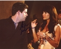Steve Rannazzisi & Katie Aselton Signed 8x10 Photo