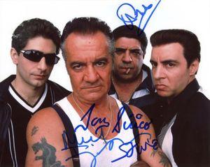 The Sopranos Signed 8x10 Photo - Video Proof