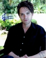 Thomas Dekker Signed 8x10 Photo - Video Proof