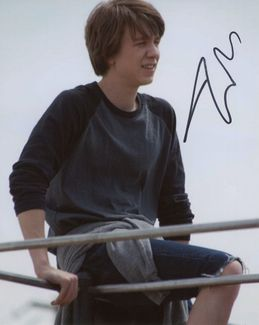 Thomas Mann Signed 8x10 Photo