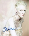Tilda Swinton Signed 8x10 Photo