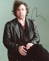 Tim Burton Signed 8x10 Photo