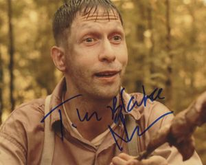 Tim Blake Nelson Signed 8x10 Photo