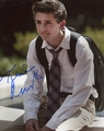 Timothee Chalamet Signed 8x10 Photo