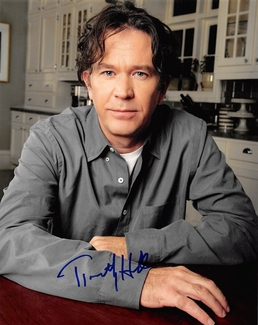Timothy Hutton Signed 8x10 Photo