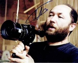 Timur Bekmambetov Signed 8x10 Photo - Video Proof