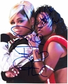 T-Boz & Chili Signed 8x10 Photo