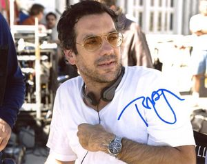 Todd Phillips Signed 8x10 Photo