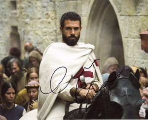 Tom Cullen Signed 8x10 Photo