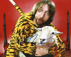 Tom Green Signed 8x10 Photo
