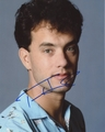 Tom Hanks Signed 8x10 Photo