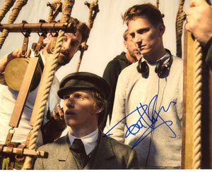 Tom Harper Signed 8x10 Photo - Video Proof