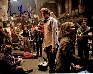 Tom Hooper Signed 8x10 Photo