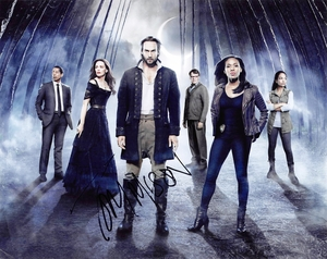 Tom Mison Signed 8x10 Photo - Video Proof