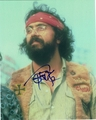 Tommy Chong Signed 8x10 Photo