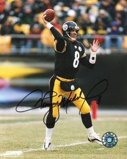 Tommy Maddox Signed 8x10 Photo