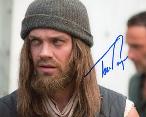 Tom Payne Signed 8x10 Photo
