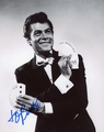Tony Curtis Signed 8x10 Photo - Video Proof